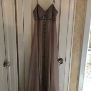 Sue Wong Grecian gown size 8 new with tags